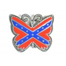 Wholesale Butterfly Confederate Belt Buckles