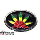 Weed POT Marijuana Belt Buckles