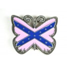 Redneck Butterfly Belt Buckles