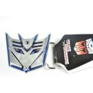 3D Transformers Decepticons Belt Buckles