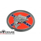 Wholesale Rebel Confederate Belt Buckles with Fish