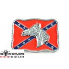 Wholesale Confederate Belt Buckles with Horse