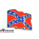 Wholesale Rebel Confederate Flag Belt Buckles