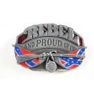 Wholesale Rebel Pride Belt Buckles