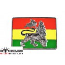 Wholesale Rastafarian Flag Belt Buckles