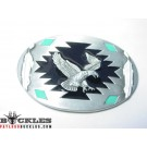 Western Eagle Belt Buckle