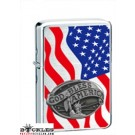 Wholesale American USA Flag Cigarette Lighters