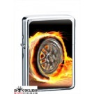 Wholesale Wheel on Fire Cigarette Lighters