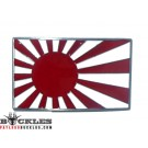 Japan Rising Sun Flag Belt Buckle