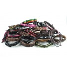 #5 Pack of 25 Leather Bracelets