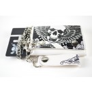 Wholesale Winged Skull Chain Wallets