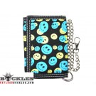 Wholesale Smiley Face Chain wallets