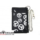 Wholesale Peace Chain Wallets