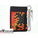 Wholesale Flame Chain Wallets